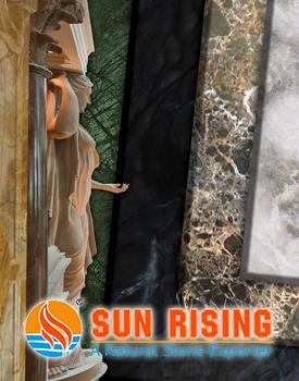 Мрамор Sun Rising