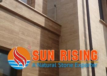 Стоунпанель Sun Rising