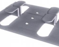 Кляммер рядовой нерж. 430 (8-10х1 мм)