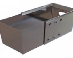 Кронштейн для вентилируемого фасада (100 мм)
